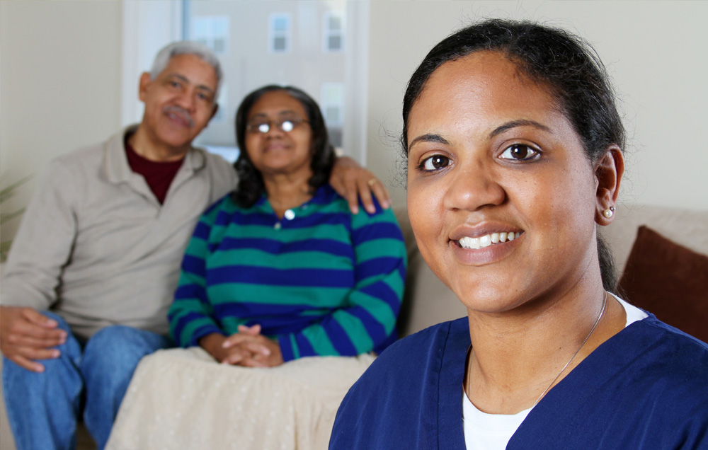 nurse helping out at the patients home   In-Hospital Care Services   Miami FL 33165   call 305-520-5585